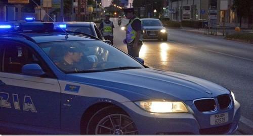 Polstrada in servizio