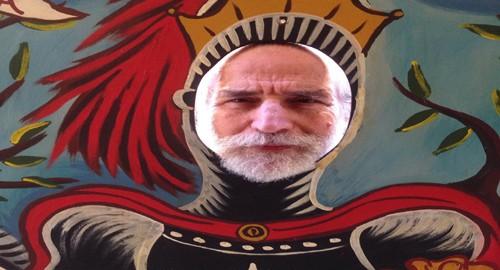 Mimmo Cuticchio - Carlo Magno
