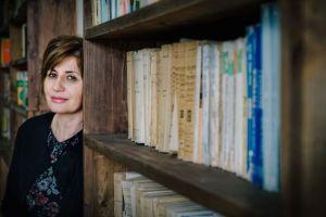 La scrittrice Ismete Selmanaj