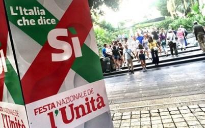 Festa dell'Unità alla Villa Bellini