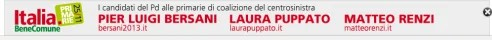 banner_pd_primarie20121-e1352244718895 Primarie, esultavan per Bersani i piddini ma quanta ipocrisia! Politica Prima Pagina