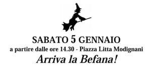 befana Ossona, in piazza Litta arriva la Befana con la Proloco Morus Nigra Eventi Prima Pagina