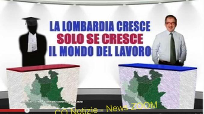 Regione Lombardia: tra Maroni e Ambrosoli la campagna elettorale ha fatto furore con i video sul web