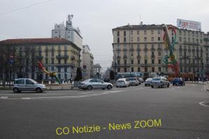 Milano, piazza Cadorna: Ago filo nodo tornerà presto