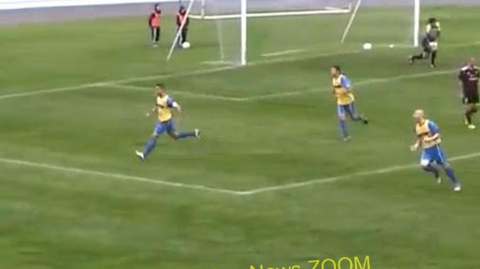 Grande festa per l'U.S. Inveruno in serie D (video dei gol contro il Busto Garolfo)