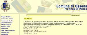 Ossona e Casorezzo: la polizia locale cambia sede