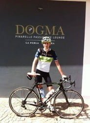 Ossona, mandiamo Fabio Savio alla Maratona dles Dolomites