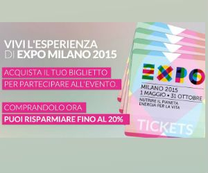 expo300 Expo: parte la vendita dei biglietti in Lombardia Eventi Prima Pagina