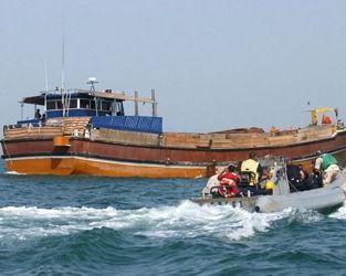 Mare Nostrum: altri 213 clandestini. Arrestati gli scafisti egiziani