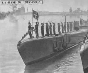 Storie ed eroismi di guerra: la Regia Marina e la battaglia dell'Atlantico