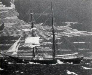 Il ritrovamento della Mary Celeste