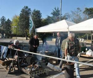 caldarrostemarcallo300 Le caldarroste della Lega nord per Ognissanti. (video youtube) Eventi Prima Pagina