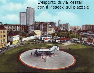 La banana volante di Milano