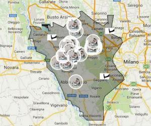 Nuovi Furti in Appartamento: cresce la Ladro Map