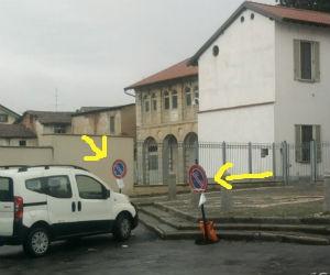 Il Comune non paga il parcheggio di san Cristoforo