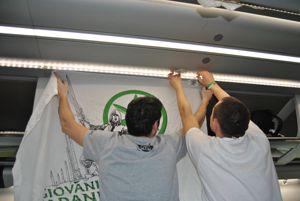 In viaggio per Roma con la Lega Nord