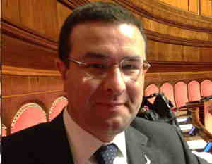 Stefano Candiani. Investigano sulle opere pubbliche e in Umbria salta fuori la E45