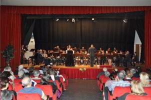 Ottimo successo della Banda a San Vittore