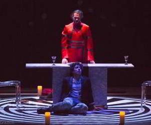 Lo spettacolo teatrale Mozart e Salieri a Rho
