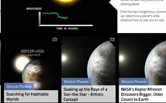 Keplero trova un'altra terra: è Kepler 452B