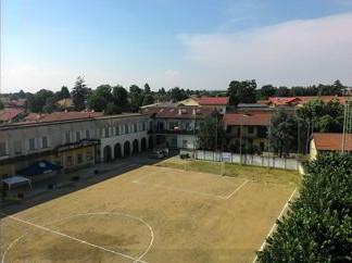 campo da calcio dell oratorio Ossona