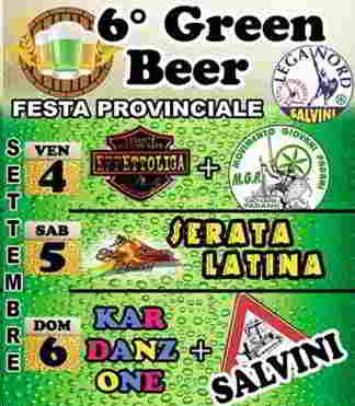 greenfest Matteo Salvini e Radio Padania Libera alla Green Beer Fest di Castano Primo Politica Prima Pagina