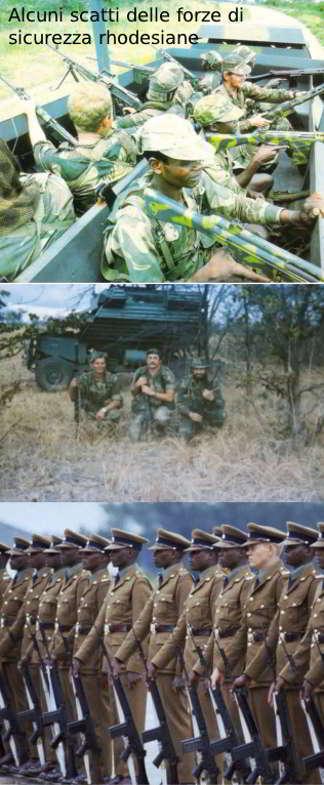 sicurezzarhodesiaott32 Rhodesia. Il raid di Green Leader oltre lo Zambezi Magazine rubriche Storia e Cultura Storie passate e presenti