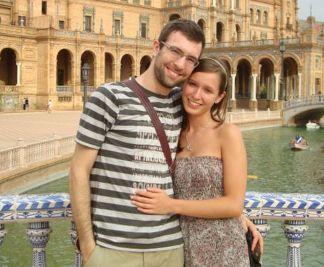 il matrimonio degli sposi janaina e mattia