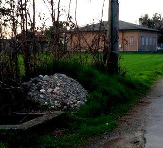 ossona discarica rifiuti edili