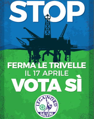 stoptrivelle Referendum Trivelle. Il Si della Lega Nord Politica Prima Pagina