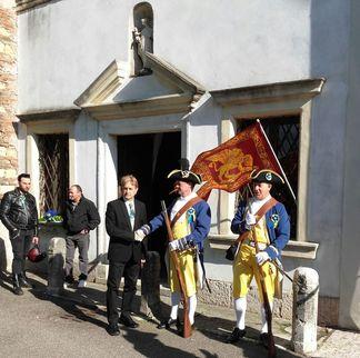 IMG-20160425-WA0005 25 aprile. Par tera, par mar, par San Marco Magazine Politica Prima Pagina Storia e Cultura