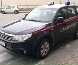 cerro maggiore fuga dai carabinieri