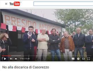 casorezzo-discarica Discarica di Casorezzo. Tutti contro città metropolitana. Video Magazine Piazza Litta Prima Pagina Turismo