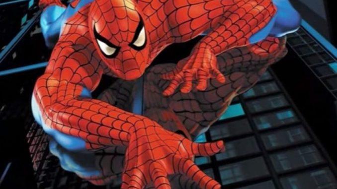 spiderman uomo ragno