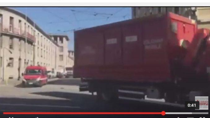 vigili del fuoco terremoto video