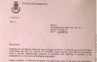 letteraballarini-324x207 La lettera di Marco Ballarini alla Cooperativa del Sole Politica Prima Pagina