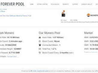 monerominingpool Monero mining pool. La nuova frontiera della moneta Economia Prima Pagina