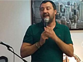 matteo-salvini Lega Nord. Il ricordo di Andrea Bartolini, inciso nei cuori e sulle sedi leghiste Piazza Litta Prima Pagina