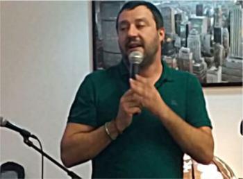 matteo-salvini-350x258 Lega Nord. Il ricordo di Andrea Bartolini, inciso nei cuori e sulle sedi leghiste Piazza Litta Prima Pagina