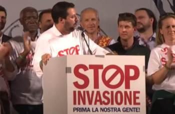 matteosalvini-1-350x229 Matteo Salvini, le sue mani e il giornalismo di sinistra Politica Prima Pagina