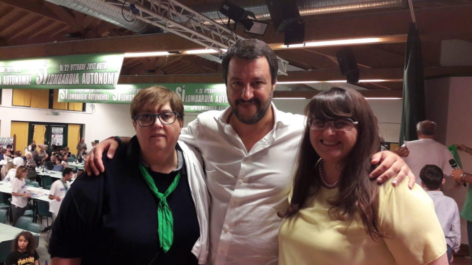 IMG-20170909-WA00041 Matteo Salvini a Nerviano Politica Prima Pagina