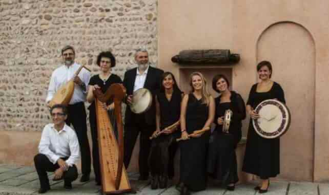 ensamble a San Salvatorecasorezzo