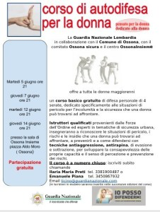 immaginecorsoautodifesa-226x300 Corso di autodifesa personale per le donne Piazza Litta Prima Pagina