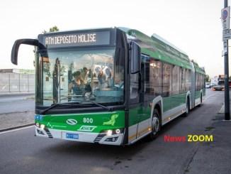 autobusdeposito-molise 2 euro a biglietto, però arrivano i nuovi filobus Atm Lifestyle trasporti