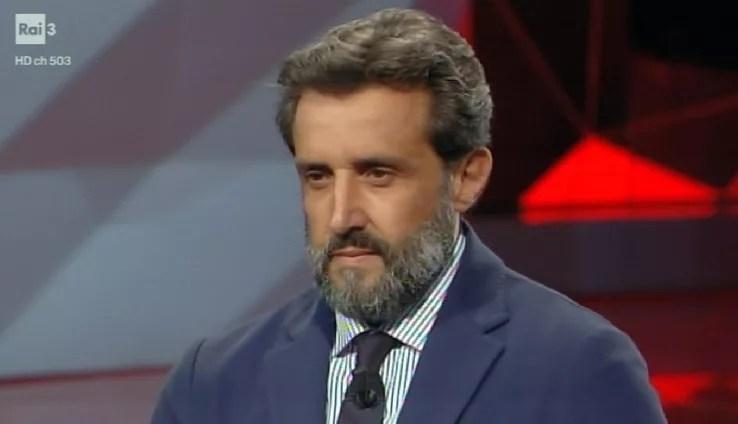 Flavio Insinna all'Eredità, è polemica sui social