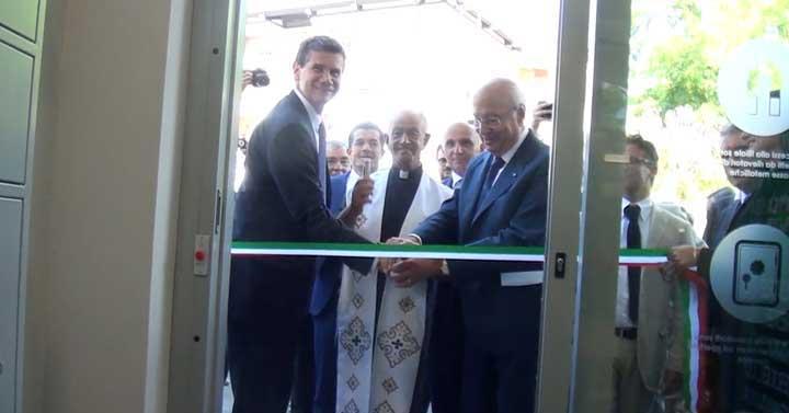 La Bcc Di Roma Ha Inaugurato Stamane La Nuova Agenzia Di