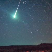20 ottobre, il picco delle Orionidi, i frammenti della cometa di Halley