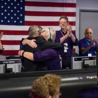 La sonda Cassini termina la sua storica esplorazione di Saturno - Comunicato della NASA