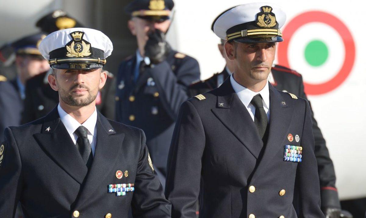 marò saranno processati in Italia
