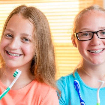 how to care for dental braces